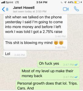 Janet raise